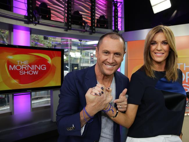 The Morning Show S Australia S Biggest Blood Pressure