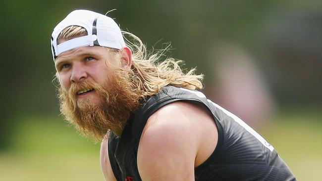 Michael Hurley is raising funds for MAD foundation.