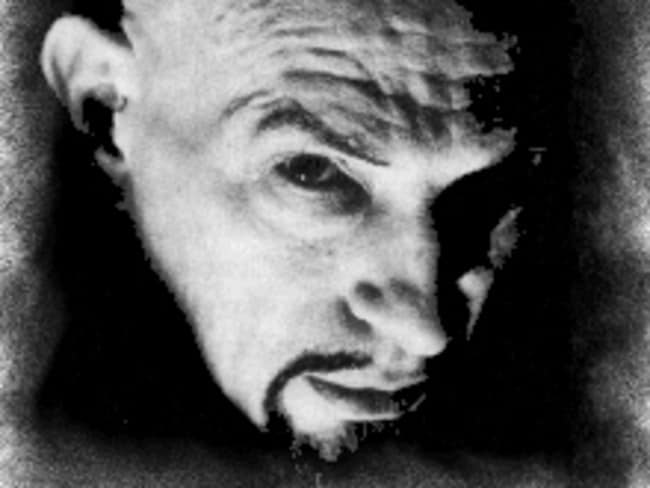 Church of Satan founder Anton LaVey