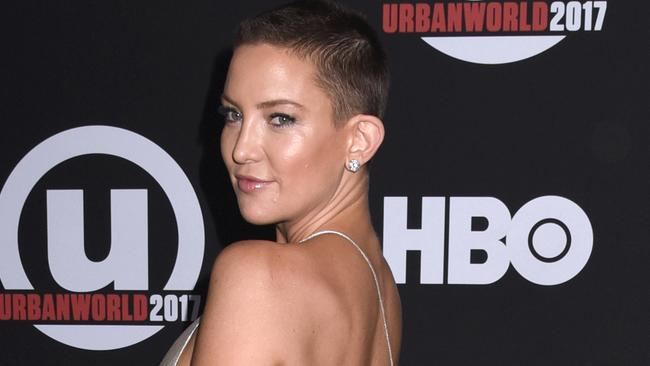 Celebrities attends the 2017 Urbanworld Film Festival: 'Marshall' New York Premiere, held at the AMC Empire 25 in New York City, NY.  <p> Pictured: Kate Hudson <b>Ref: SPL1586565 230917 </b><br /> Picture by: Photo Image Press/Splash<br /> </p> <p> <b>Splash News and Pictures</b><br /> Los Angeles: 310-821-2666<br /> New York: 212-619-2666<br /> London: 870-934-2666<br /> photodesk@splashnews.com<br /> </p>