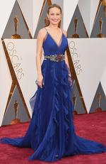 Brie Larson attends the 88th Annual Academy Awards on February 28, 2016 in Hollywood, California. Picture: AFP