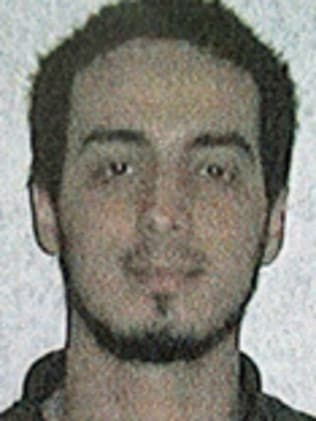 Najim Laachraoui is believed to be a key suspect in the Brussels atrocities. Picture: Belgian Federal Police/AFP Photo