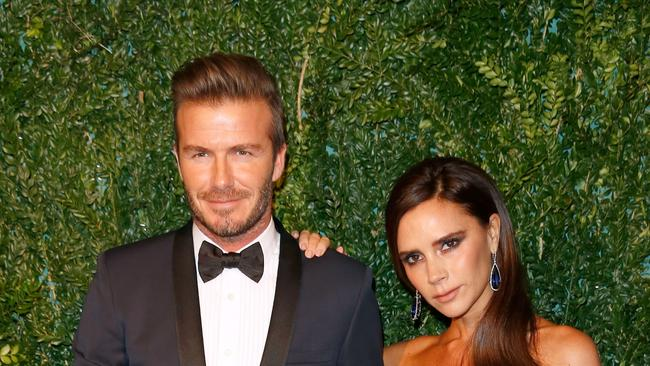 David and Victoria Beckham are both expected to attend. Picture: Tim P. Whitby/Getty Images.