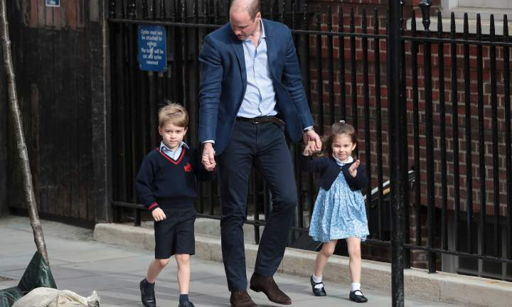 Prince William's parenting 'nightmare' is actually the cutest thing ever