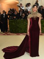 Priyanka Chopra attends the Heavenly Bodies: Fashion and The Catholic Imagination Costume Institute Gala at The Metropolitan Museum of Art on May 7, 2018 in New York City. Picture: Getty Images