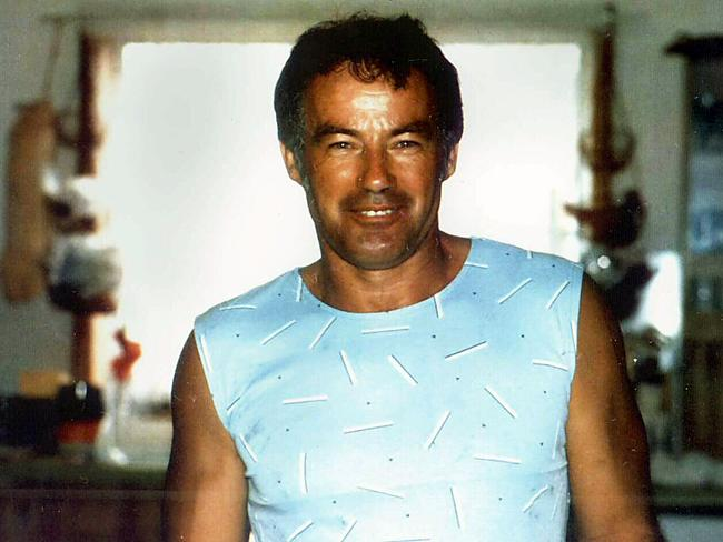 Backpacker killer Ivan Milat, who murdered seven young men and women and dumped their bodies in the Belanglo State Forest in the NSW Southern Highlands.