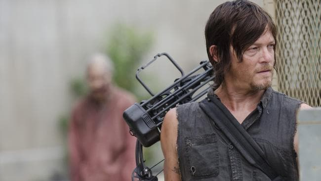 The Walking Dead was illegally downloaded an astounding 6.9 million times in 2015,