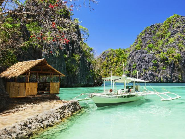 The Philippines is a popular holiday destination but there are areas you should venture with caution. Picture: iStock
