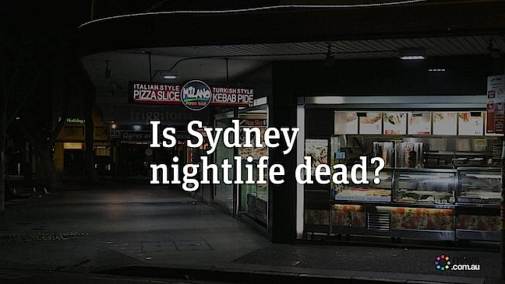 Sydney bars: \'This weekend I got kicked out of a bar for wearing a ...