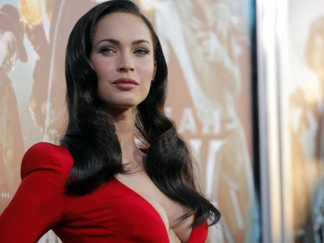 Turtle power ... Megan Fox plays reporter April O'Neil in the upcoming Ninja Turtles Movie. Picture: AFP