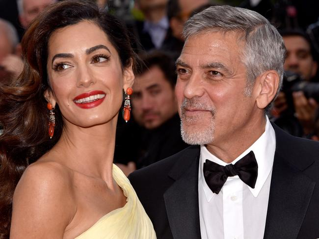 Clooney opens up on Amal's pregnancy