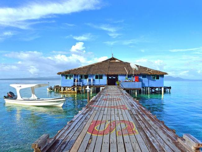 Fatboys Resort. Picture: Solomon Islands Visitor Bureau