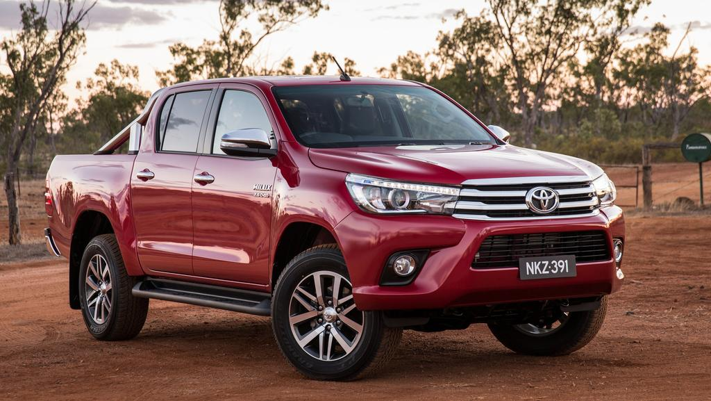 2017 Ford Ranger Pictures >> Toyota HiLux SR5: A bumpy ride, but brand still worth No.1 billing | The Weekly Times