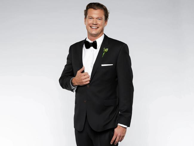 Justin is a 41-year-old entrepreneur from NSW. Picture: Channel Nine
