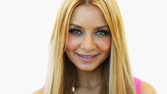 Havana Brown is nominated for Best Dance Release for When The Lights Go Out. Picture: Ryan Pierse/Getty Images
