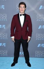 Adam DeVine attends the 21st Annual Critics' Choice Awards on January 17, 2016 in California. Picture: AP