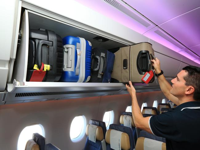 Take A Look Inside The New Airbus