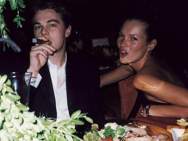 Leonardo di Caprio and Kate Moss are among some of the names featured in Otto's film.