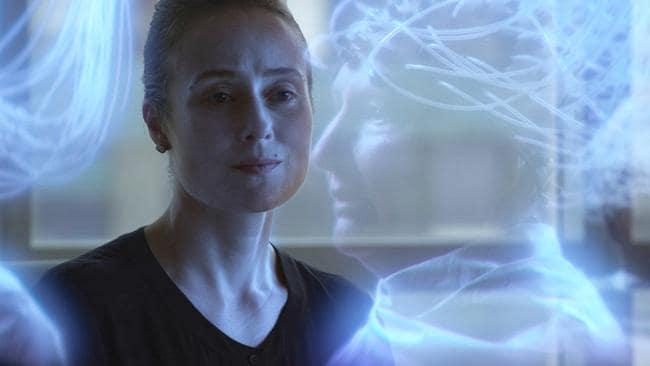 "Advantageous has been called the ""thinking person's sci-fi tale""."