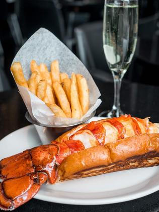 Lobster Shack will be open at Westfield CBD for ten days only. Picture: Supplied