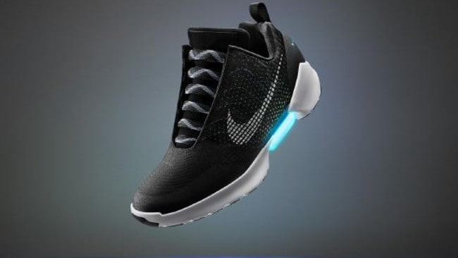 Nike Shoes With Sport On The Back