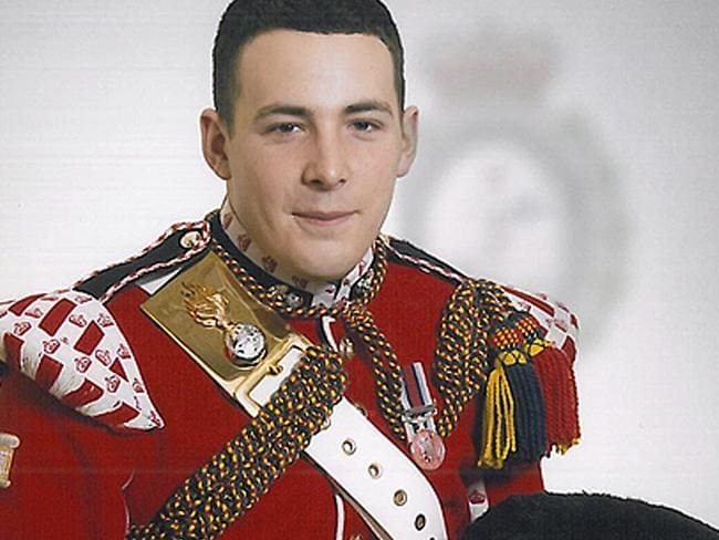 Drummer Lee Rigby was attacked and killed in Woolwich, London.