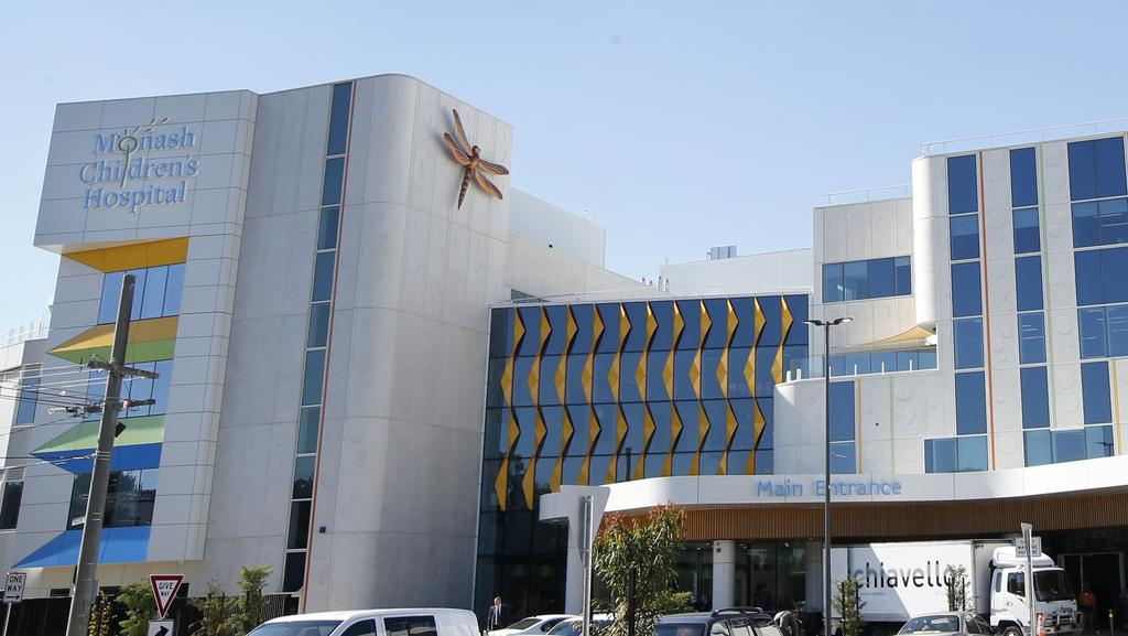 Monash Children's Hospital to get kids emergency ward ...