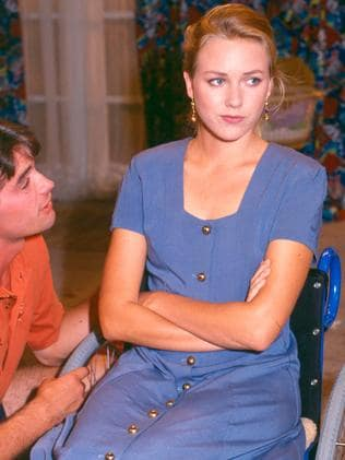 Naomi Watts in Home and Away.