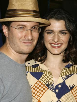 Director Darren Aronofsky and actress Rachel Weisz have a 10-year-old son together. Picture: AP PicJason/DeCrow