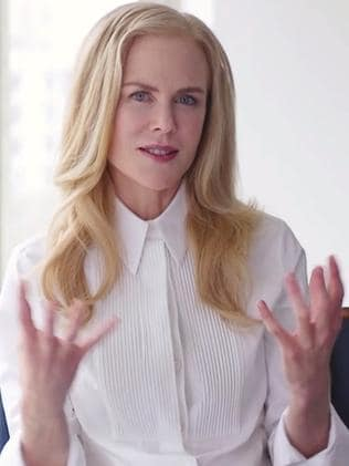Nicole Kidman Named Among TIME's 100 Most Influential People. Picture: Time