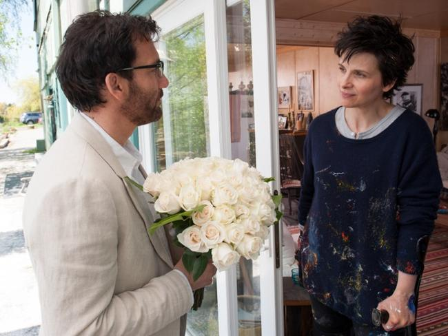 Opposites attract for Clive Owen and Juliette Binoche as Jack Marcus and Dina Delsanto.