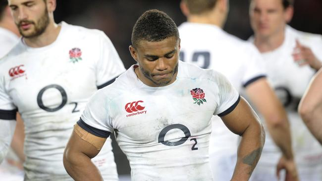 England's Kyle Eastmond was in no illusion as to the nature of Saturday night's result.
