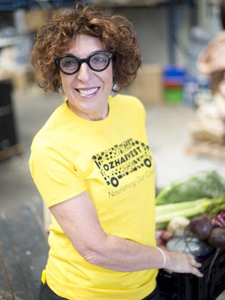 "OzHarvest founder Ronni Kahn said the Intermarché campaign was ""beautifully shot"". Picture: Supplied"