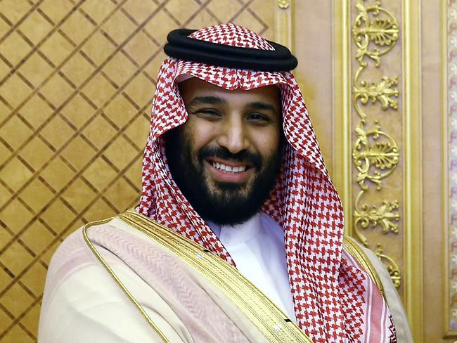 Saudi Crown Prince Mohammed bin Salman pushed for the reform. Picture: Presidency Press Service/Pool Photo via AP