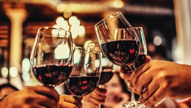 Red wine for you, red wine for me Photo: iStock