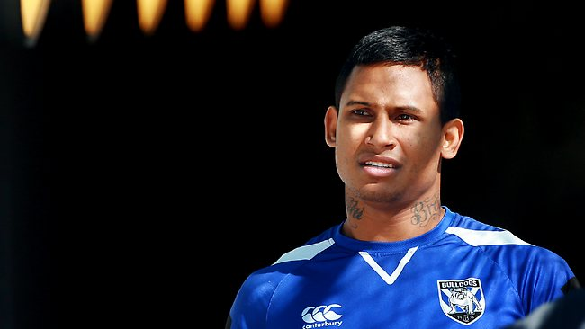 Ben Barba has it all to prove against his future Broncos teammates.