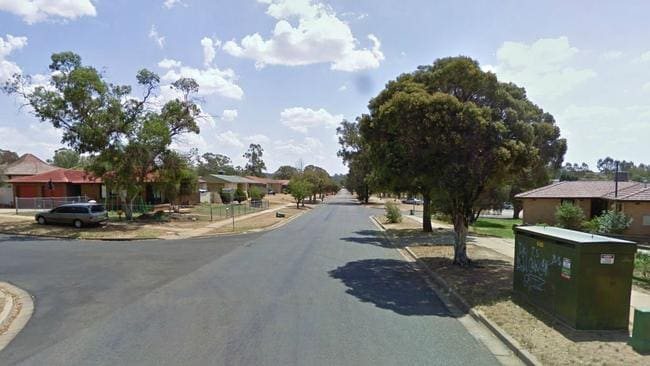 A woman was raped and dragged through Mumford Street and Blakemore Avenue in Ashmont, south-western Wagga Wagga, NSW.