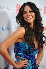 <p>70. Genesis Rodriguez.</p>  <p>Photo by AFP PHOTO/Frederic J. BROWN</p>
