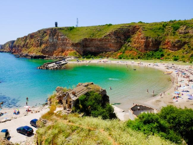 Bulgaria is probably best known for its beautiful Black Sea Coast.