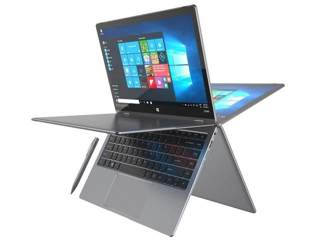 This is the first convertible laptop the company has ever offered.