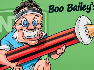 Boo Bailey its a funny game