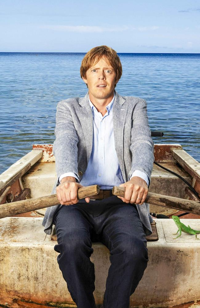 Marshall in Death in Paradise.