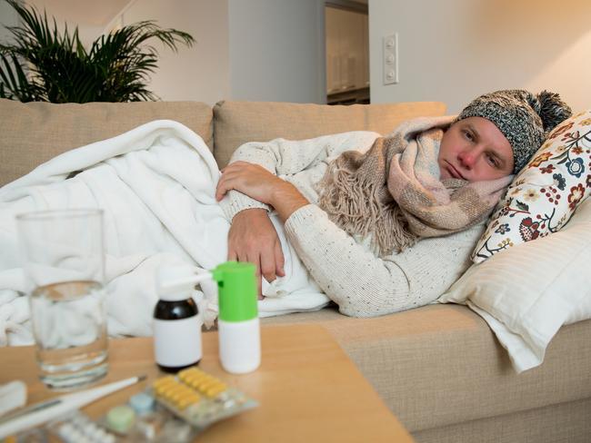 Flu vaccinations attempt to 'predict' the next season's outbreaks. But the viruses they don't anticipate can step into the gaps left by those they block. Picture: Istock