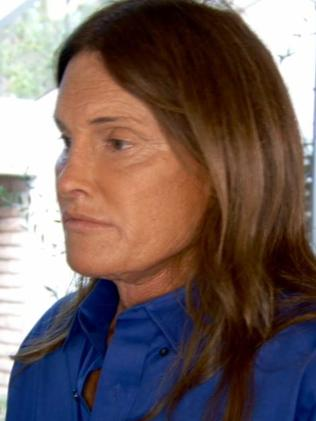 Motivational ... Bruce Jenner in the Diane Sawyer 20/20 special. Picture: ABC
