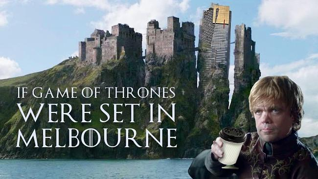 Game of thrones date in Melbourne