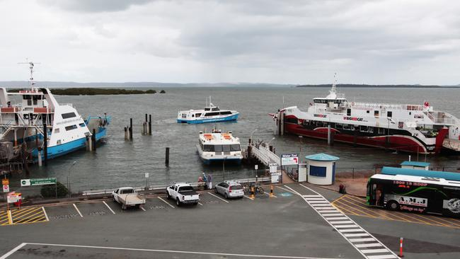 Toondah Harbour is poised to undergo massive redevelopment. Picture: Philip Norrish.