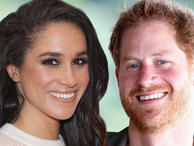 Meghan Markle is expected to meet up with Prince Harry at Pippa Middleton's reception. Picture: Getty