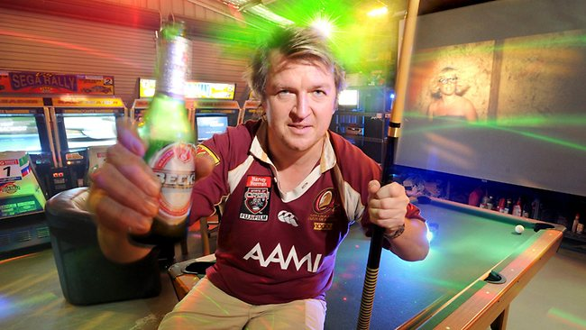 Man Caves In Australia : Which man cave is better one in queensland or some
