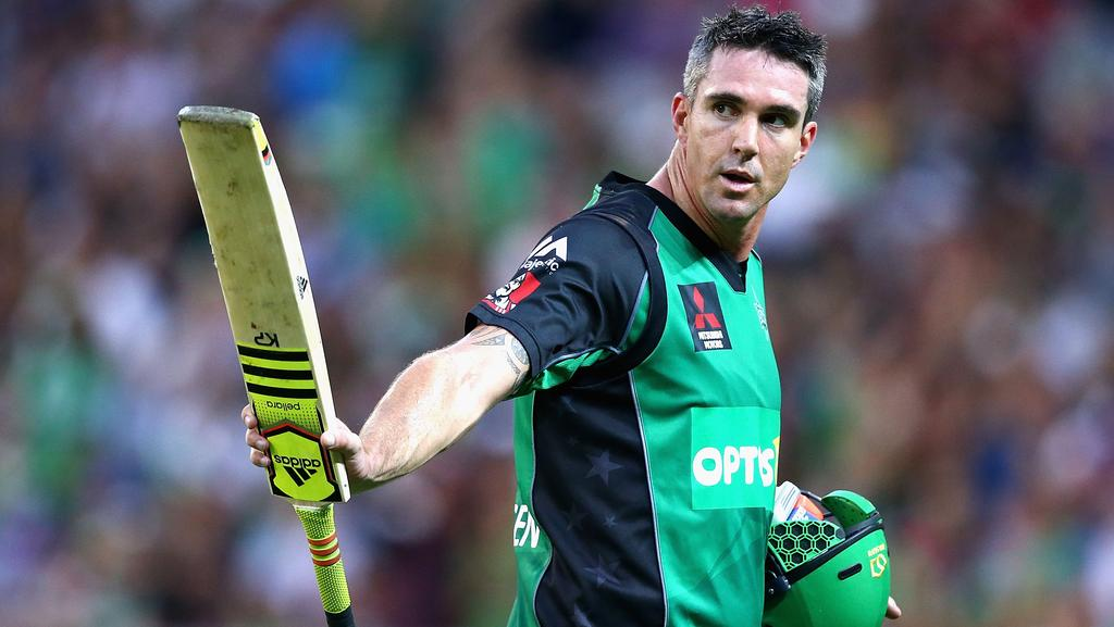 Kevin Pietersen is a crowd puller for the Stars.