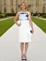 Actress Jennifer Lawrence attends the Christian Dior show as part of Paris Fashion Week - Haute Couture Fall/Winter 2014 in Paris, France. Picture: Getty